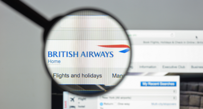 British Airways faces a record fine of £183m over a 2018 data breach